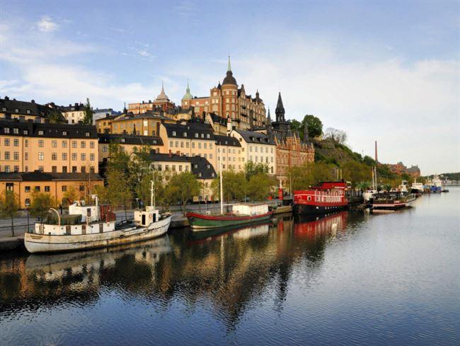 Södermalm i Stockholm